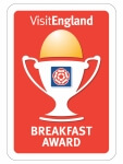 Visit England Breakfasts Award