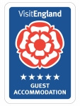 Visit England 5 Star Gold Award
